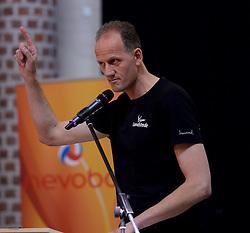 17-05-2014 NED: Nationaal Volleybalcongres, Amersfoort<br /> Met het thema Goud in handen zal het congres het platform voor kansdeling en uitwisseling zijn voor bestuurders / Redbad Strikwerda