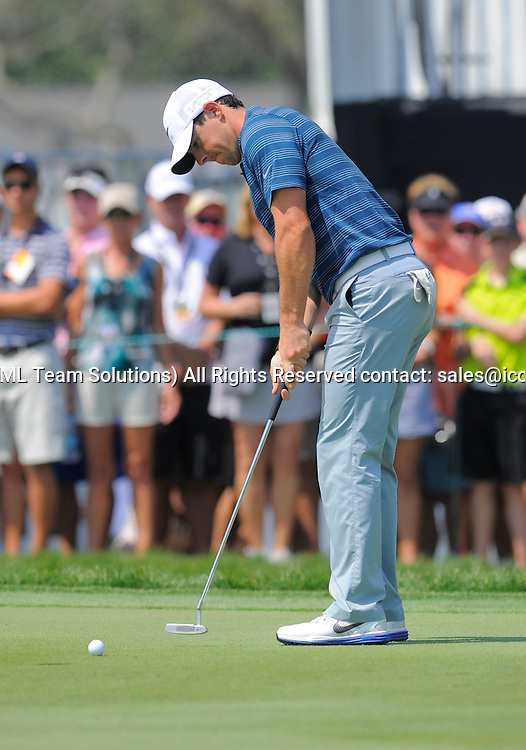 20 March 2015: Rory McIlroy during the second round of the Arnold Palmer Invitational at Arnold Palmer's Bay Hill Club & Lodge in Orlando, Florida.