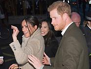 Meghan Markle & Prince Harry Visit Brixton