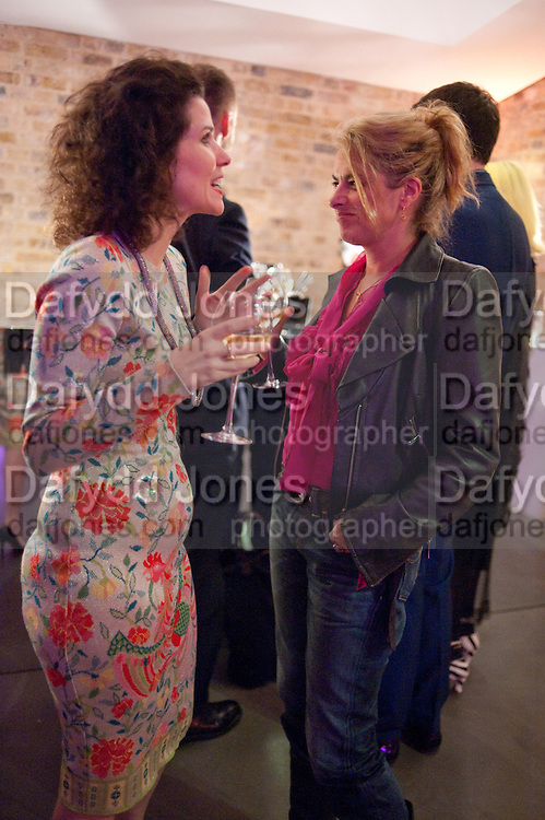 MOLLIE DENT-BROCKLEHURST; TRACEY EMIN, Swarovski Whitechapel Gallery Art Plus Opera,  An evening of art and opera raising funds for the Whitechapel Education programme. Whitechapel Gallery. 77-82 Whitechapel High St. London E1 3BQ. 15 March 2012