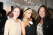 Nicky Hilton, Paris Hilton, and Step Up Board Member Theresa Durham