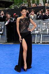 Nicole Scherzinger arrives for the Men in Black 3 - UK film premiere, London, Wednesday May 16, 2012. Chris Joseph/i-Images