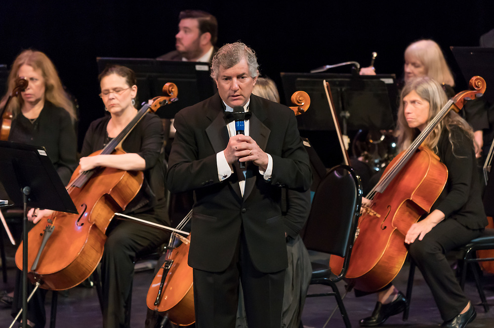 The Knickerbocker Chamber Orchestra, with guests