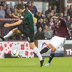 Hearts v Raith Rovers | Scottish Championship | 8 November 2014