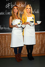 TOWIE girls cooking