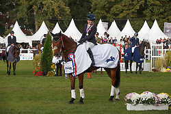 Collett Laura, (GBR), Mr Bass<br /> Horses 7 years of age<br /> Mondial du Lion - Le Lion d'Angers 2015<br /> © Dirk Caremans<br /> 18/10/15