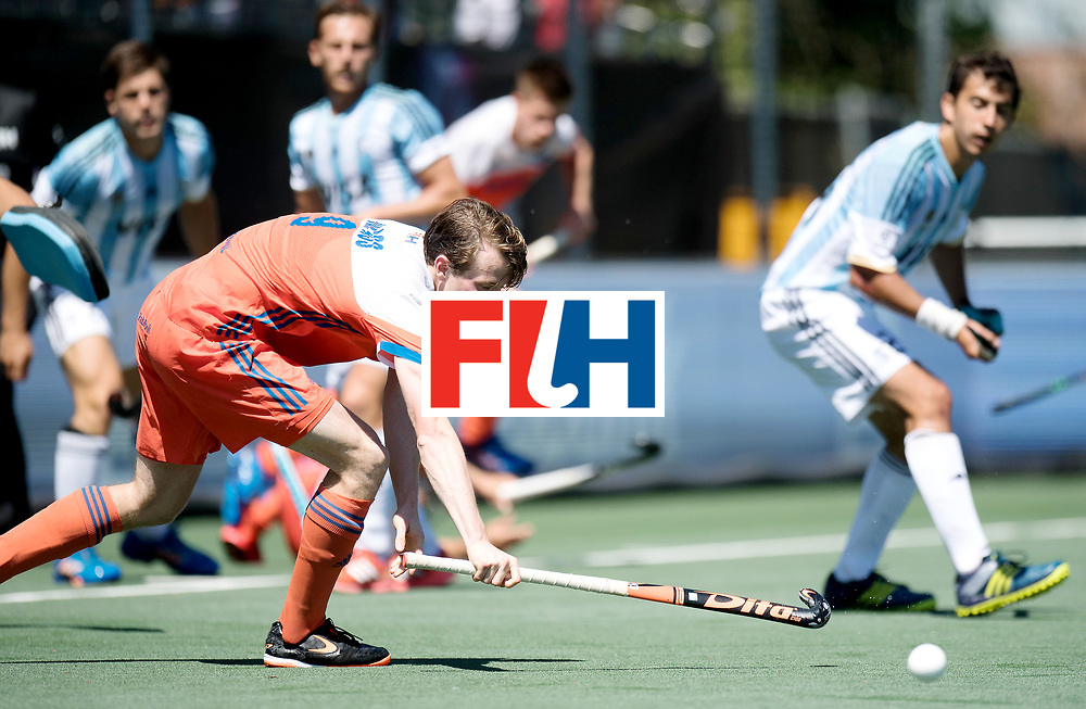 BREDA - Rabobank Hockey Champions Trophy<br /> 3rd/4th place The Netherlands - Argentina<br /> Photo: Seve van Ass missed a huge opportunity.<br /> COPYRIGHT WORLDSPORTPICS FRANK UIJLENBROEK
