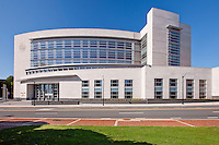 Architectural image of the Rockville Courthouse in Montgomery County Maryland