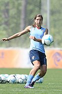 26 April 2008: Tobin Heath. The United States Women's National Team held a training session on Field 3 at WakeMed Soccer Park in Cary, NC.