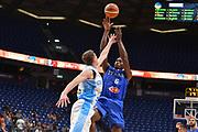 Paul Biligha<br /> Nazionale Italiana Maschile Senior<br /> Eurobasket 2017 - Group Phase<br /> Ukraina - Italia<br /> FIP 2017<br /> Tel Aviv, 02/09/2017<br /> Foto Ciamillo - Castoria/ M.Longo