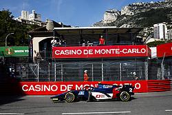 May 24, 2018 - Montecarlo, Monaco - 02 Tadasuke MAKINO from Japan of RUSSIAN TIME during the Monaco Formula 2 Grand Prix at Monaco on 24th of May, 2018 in Montecarlo, Monaco. (Credit Image: © Xavier Bonilla/NurPhoto via ZUMA Press)