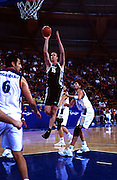Tony Rampton during the Men's basketball match between the New Zealand Tall Blacks and France at the Olympics in Sydney, Australia on 17 September, 2000. Photo: PHOTOSPORT<br /><br /><br /><br /><br />170900 *** Local Caption ***