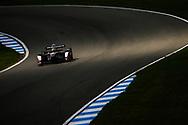 FIA Formula E test day at Donington Park. 09 July 2014.