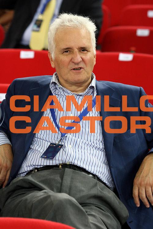 DESCRIZIONE : Roma Amichevole preparazione Eurobasket 2007 Italia Grecia <br />GIOCATORE : Troncarelli<br />SQUADRA : <br />EVENTO : Amichevole preparazione Eurobasket 2007 Italia Grecia <br />GARA : Italia Grecia <br />DATA : 30/08/2007 <br />CATEGORIA : Ritratto<br />SPORT : Pallacanestro <br />AUTORE : Agenzia Ciamillo-Castoria/G.Ciamillo
