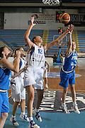 DESCRIZIONE : Porto San Giorgio Torneo Internazionale Basket Femminile Italia Serbia<br /> GIOCATORE : Ines Ajanovic<br /> SQUADRA : Serbia<br /> EVENTO : Porto San Giorgio Torneo Internazionale Basket Femminile<br /> GARA : Italia Serbia<br /> DATA : 29/05/2009 <br /> CATEGORIA : rimbalzo<br /> SPORT : Pallacanestro <br /> AUTORE : Agenzia Ciamillo-Castoria/E.Castoria