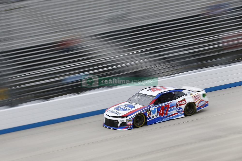 October 5, 2018 - Dover, Delaware, United States of America - AJ Allmendinger (47)  takes to the track to practice for the Gander Outdoors 400 at Dover International Speedway in Dover, Delaware. (Credit Image: © Justin R. Noe Asp Inc/ASP via ZUMA Wire)