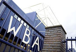 West Brom ground,The Hawthorns  - Photo mandatory by-line: Joe Meredith/JMP - Mobile: 07966 386802 16/08/2014 - SPORT - FOOTBALL - West Bromwich - The Hawthorns - West Bromwich Albion v Sunderland - Barclays Premier League