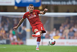 BRADFORD, ENGLAND - Saturday, July 13, 2019: Liverpool's Dejan Lovren during a pre-season friendly match between Bradford City AFC and Liverpool FC at Valley Parade. (Pic by David Rawcliffe/Propaganda)