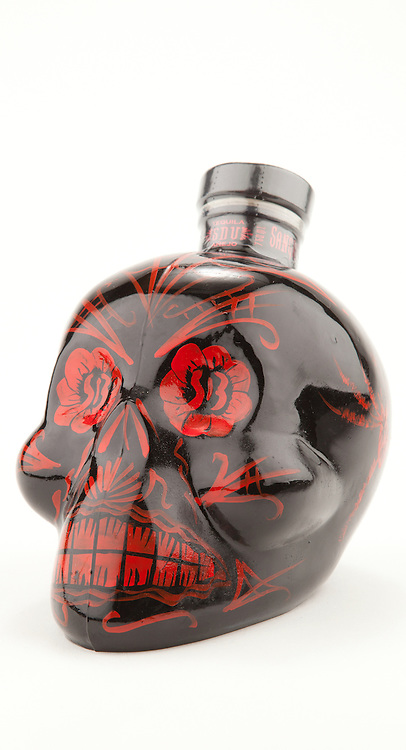 Sangre de Vida Tequila Añejo -- Image originally appeared in the Tequila Matchmaker: http://tequilamatchmaker.com