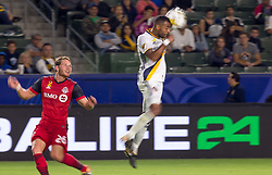 September 16, 2017 - Carson, CA, USA - Carson, CA - Saturday September 16, 2017: Toronto FC beat the Los Angeles Galaxy 4-0 during a Major League Soccer (MLS) game at StubHub Center. (Credit Image: © Michael Janosz/ISIPhotos via ZUMA Wire)