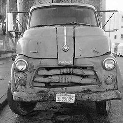 Old Truck - Early 2000's in the Potrero Hill area