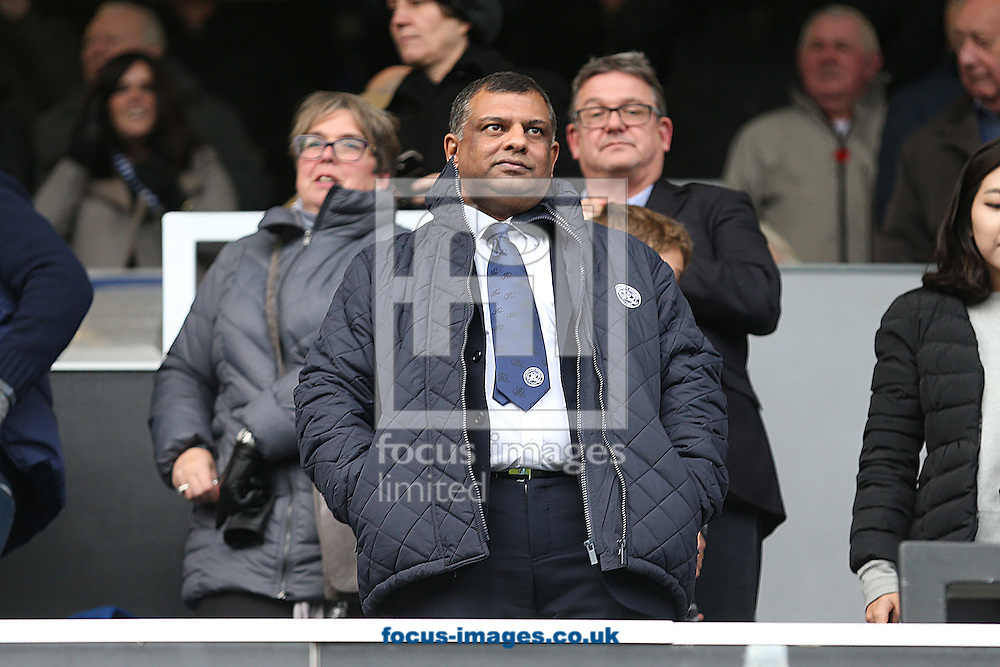 QPR Chairman Tony Fernandes before the Sky Bet Championship match at the Loftus Road Stadium, London<br /> Picture by Paul Chesterton/Focus Images Ltd +44 7904 640267<br /> 19/11/2016