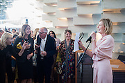 ROSE DEMPSEY; RICHARD WENTWORTH; ANYA GALLACHIO; JULIA PEYTON-JONES Party  to celebrate Julia Peyton-Jones's  25 years at the Serpentine. London. 20 June 2016