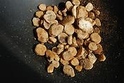 bran-fried Shan Yao