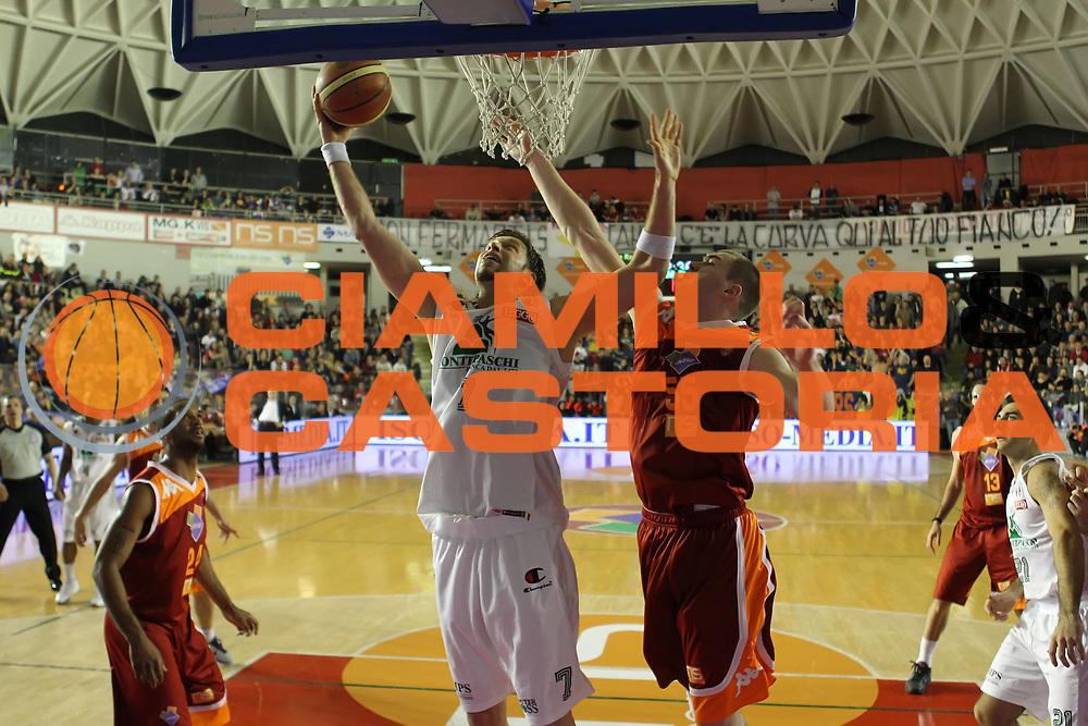 DESCRIZIONE : Roma Campionato Lega A 2011-12 Acea Virtus Roma<br /> Montepaschi Siena<br /> GIOCATORE : David Andersen<br /> CATEGORIA : tiro<br /> SQUADRA : Montepaschi Siena<br /> EVENTO : Campionato Lega A 2011-2012<br /> GARA : Acea Virtus Roma Montepaschi Siena<br /> DATA : 26/02/2012<br /> SPORT : Pallacanestro<br /> AUTORE : Agenzia Ciamillo-Castoria/ElioCastoria<br /> Galleria : Lega Basket A 2011-2012<br /> Fotonotizia : Roma Campionato Lega A 2011-12 Acea Virtus Roma Montepaschi Siena<br /> Predefinita :