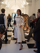 KASIA KULCZYK, Opening of Galerie Thaddaeus Ropac London, Ely House, 37 Dover Street.. Mayfair. London. 26 April 2017.