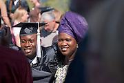18276Undergraduate Commencement 2007..James Odunaiya & Toyin Odunaiya