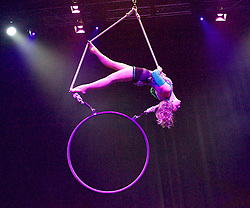 CIRCUS MAXIMUS at the UNDERBELLY Festival, Southbank, London, Great Britain,  7th May 2013 . Photo by Elliott Franks / i-Images...
