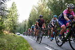 Kasia Niewiadoma (POL) during Ladies Tour of Norway 2019 - Stage 2, a 131 km road race from Mysen to Askim, Norway on August 23, 2019. Photo by Sean Robinson/velofocus.com