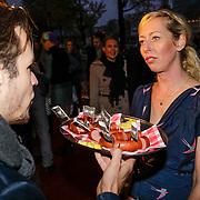 NLD/Amsteram/20121021- Premiere HEMA de Musical, Plien van Bennekom