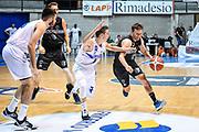 Trevis Diener<br /> Germani Basket Brescia - Vanoli Cremona<br /> Basket Precampionato Serie A LBA 2019/2020<br /> Desio 15 September 2019<br /> Foto Mattia Ozbot / Ciamillo-Castoria