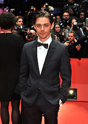 Tom Payne attends the Opening Party of the 64th Berlinale International Film Festival, Berlin, Germany, Thursday, 6th February 2014. Picture by  Schneider-Press / i-Images<br /> UK & USA ONLY
