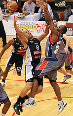 Napier-NBL Basketball, Hawks v Pirates