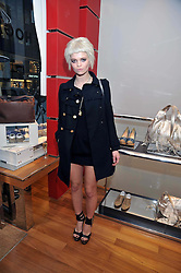PIXIE GELDOF at a party in aid of the charity Best Buddies held at the Hogan store, 10 Sloane Street, London SW10 on 13th May 2009.