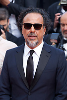 President of the Jury, Director Alejandro Gonzalez Inarritu at the closing ceremony and The Specials film gala screening at the 72nd Cannes Film Festival Saturday 25th May 2019, Cannes, France. Photo credit: Doreen Kennedy