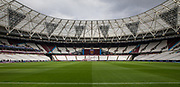 General view of the London Stadium ahead  of the Premier League match between West Ham United and Manchester United at the London Stadium, London, England on 22 September 2019.