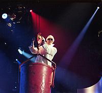The BRIT Awards 1994 <br /> Monday 14 Feb 1994.<br /> Alexandra Palace, London, England<br /> Photo: JM Enternational