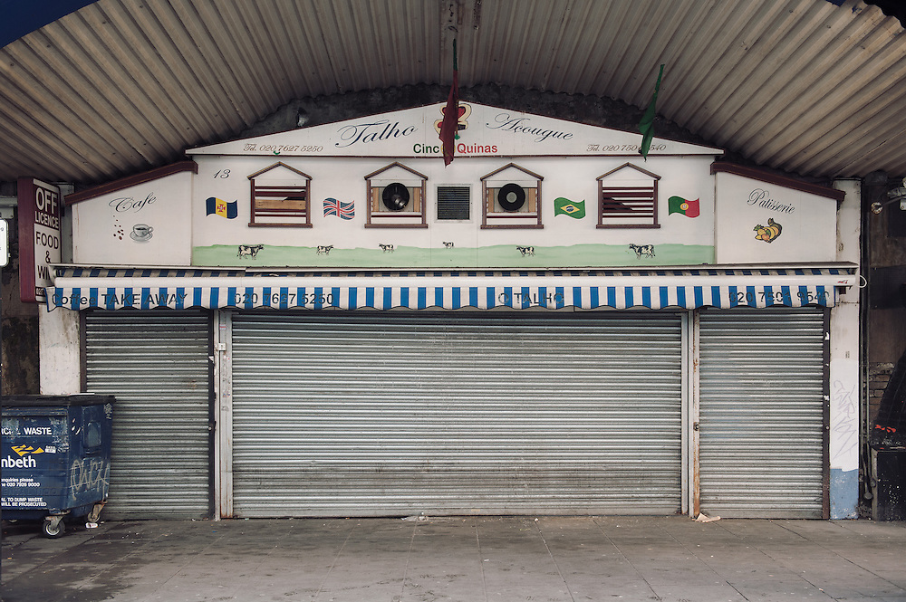 O Talho Portuguese Butchers.<br />