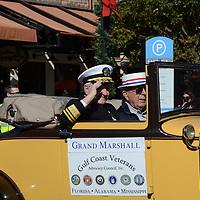 Pensacola Veterans Day 2017 Parade