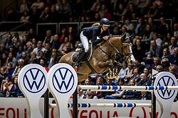 RIJKENS Janine (GER), C-Vier<br /> - Stechen-<br /> Grand Prix von Volkswagen<br /> Int. jumping competition over two rounds (1.55 m) - CSI3*<br /> Comp. counts for the LONGINES Rankings<br /> Braunschweig - Classico 2020<br /> 08. März 2020<br /> © www.sportfotos-lafrentz.de/Stefan Lafrentz