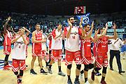 28 ottobre 2018<br />Red October Cantù vs Grissin Bon Reggio Emilia vs Grissin Bon Reggio Emilia<br />Delusione Team Grissin Bon Reggio Emilia
