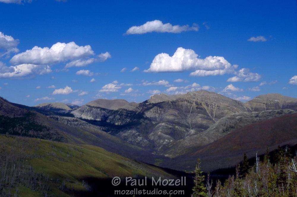 Bob Marshall Wilderness, Lewis & Clark National Forest