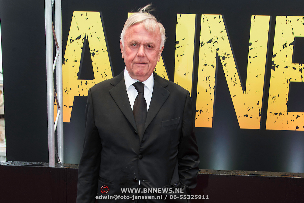 NLD/Amsterdam/20140508 - Wereldpremiere Musical Anne, Harry Mens