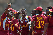 ICC Women's World Twenty20 - West Indies v New Zealand 26th September 2012