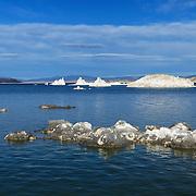 Mono Lake West Shoreline Tufa