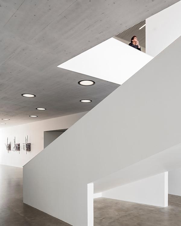 Kangasala Arts Centre in Kangasala, Finland designed by Heikkinen-Komonen Architects